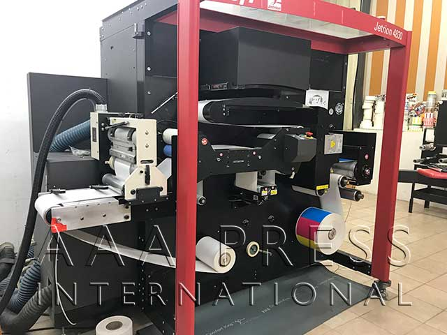 Recently Released Listing - AAA Flexo Presses