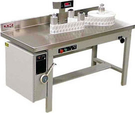 Rewind Label Counting Inspection Table Web Techniques