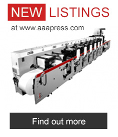 JUST LISTED - NEW used flexo presess